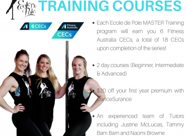 TEAM - EDP Master Courses Promo